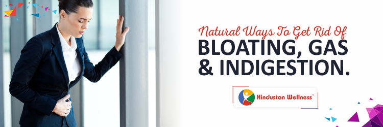 Natural Ways Of Getting Rid Of Bloating