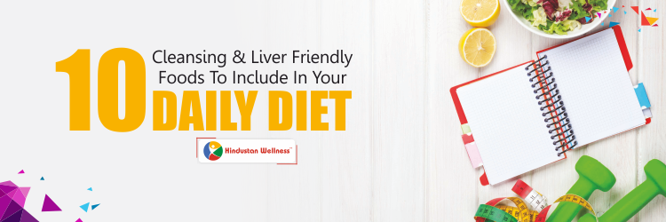 10 Liver Cleansing & Detox Foods Which You Can Easily Include In Your Daily Meals