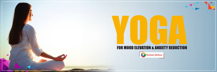 How Yoga Improves Mood and Lessen Anxiety?