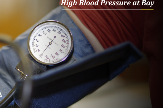 9 simple steps to keep High Blood Pressure at Bay