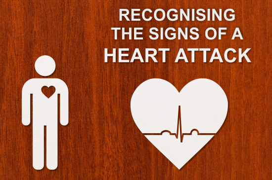 Recognising the Signs of a Heart Attack